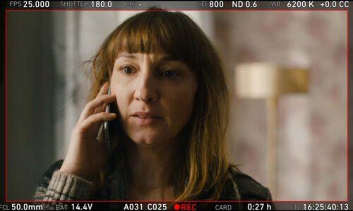 """Johanna Falckner in """"Die Heiland"""""""