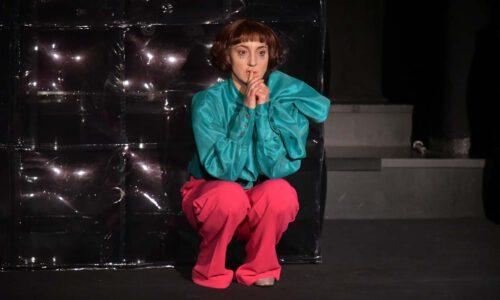 """Johanna Falckner in """"Die Marquise von O"""""""
